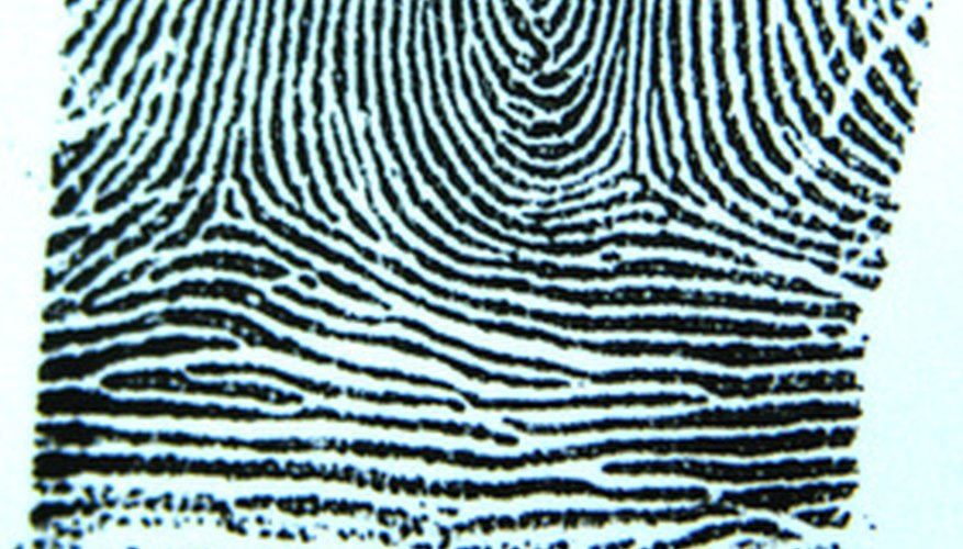 Fingerprints are just one of many forensics techniques available to law enforcement agencies.