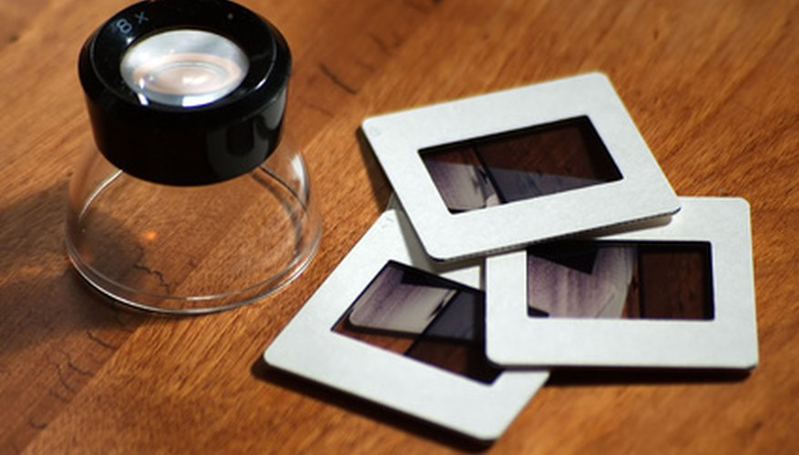 Converting your photo slides to a digital format will help preserve your photo archive for future uses.