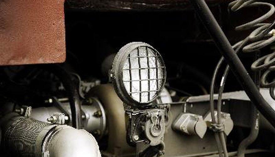 Motor eléctrico.
