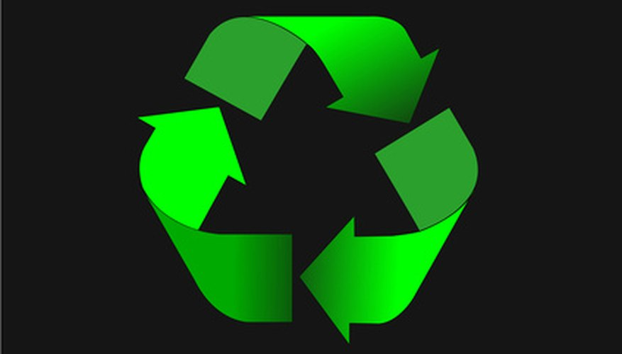 Recycling is an important consideration for green certification.