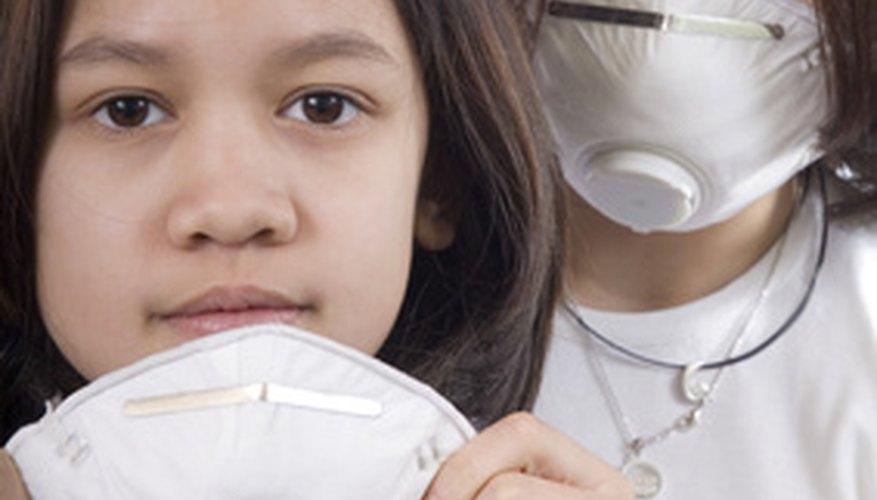La contaminación del aire en ambientes cerrados puede causar alergias, sarpullidos y otros problemas de salud.