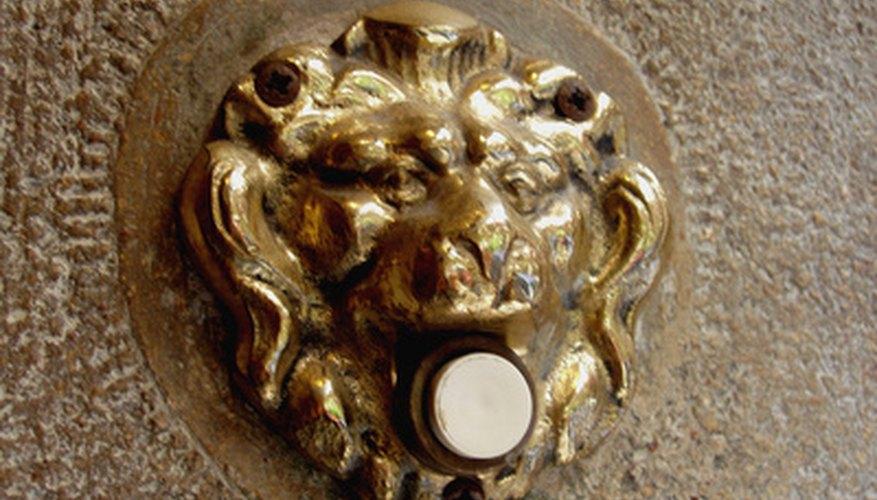 Make a doorbell at home.