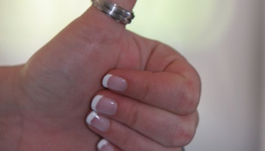 Significado de los anillos usados en el pulgar.