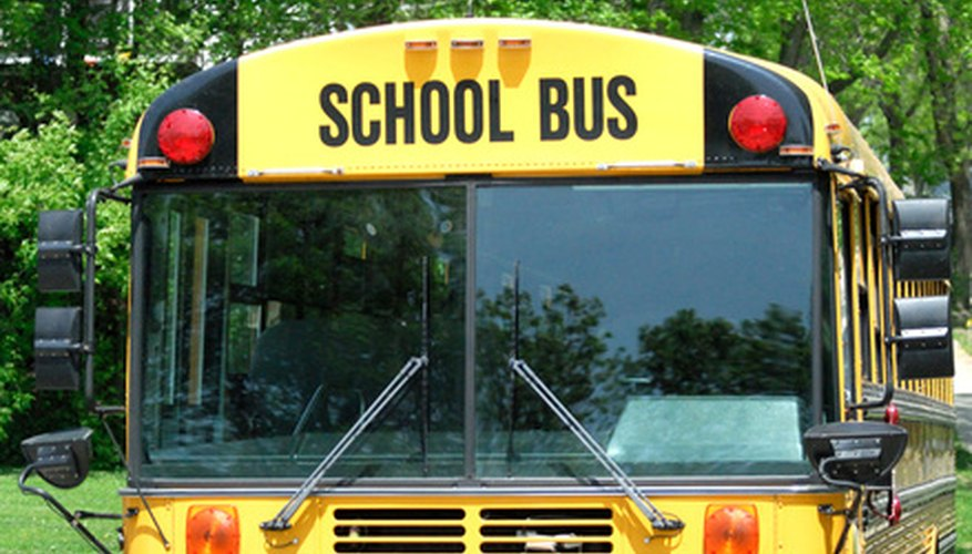Lousiana law requires seat belts on public and private school buses.