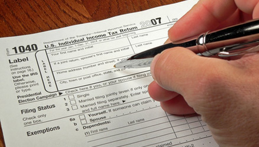 Line 32 on Form 1040 is for an IRA deduction.