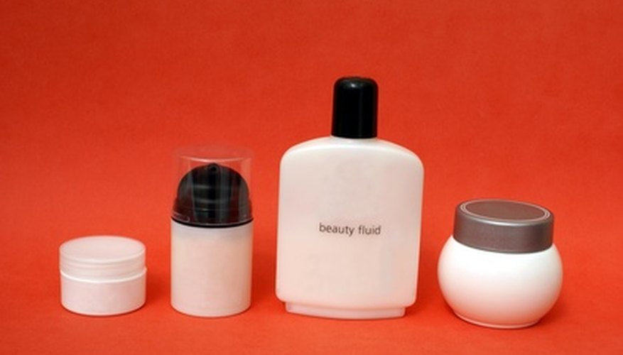 El EDTA es de uso común en la industria cosmética.