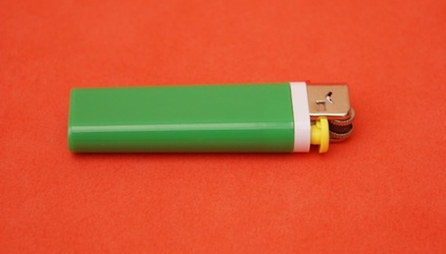 Specialty naphtha is used as fuel in cigarette lighters.
