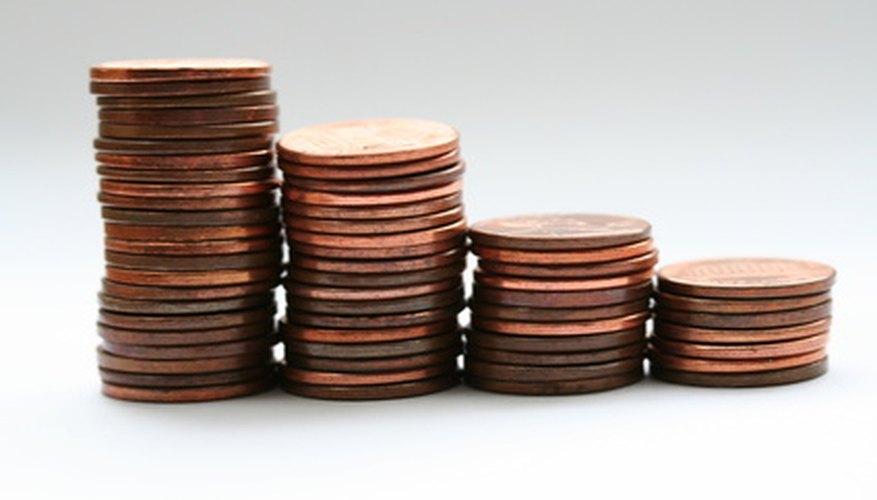 Comprende la relación entre nivel de precios y valor del dinero.