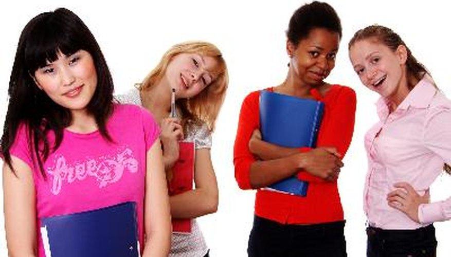 Los estudiantes que poseen inteligencia interpersonal trabajan bien en grupo.