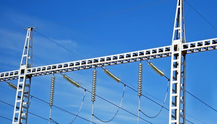 La electricidad funciona con combustibles fósiles.