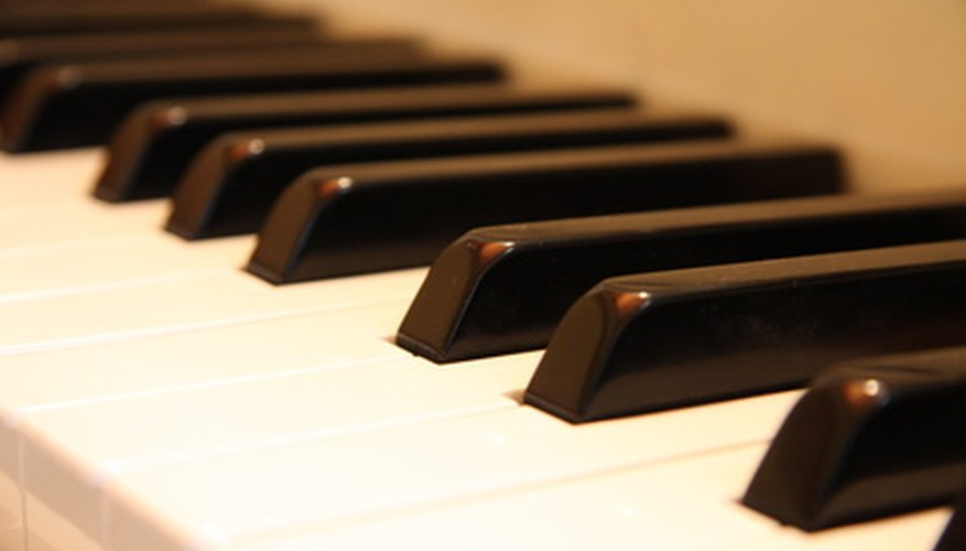 Electric pianos were not the first electric keyboards
