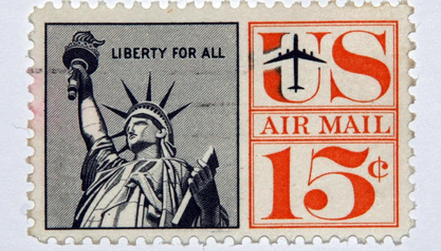 This U.S. stamp is quite common, but some examples are rare and valuable.