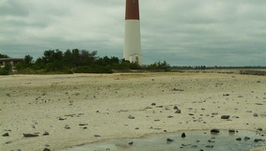 Beach on Long Island