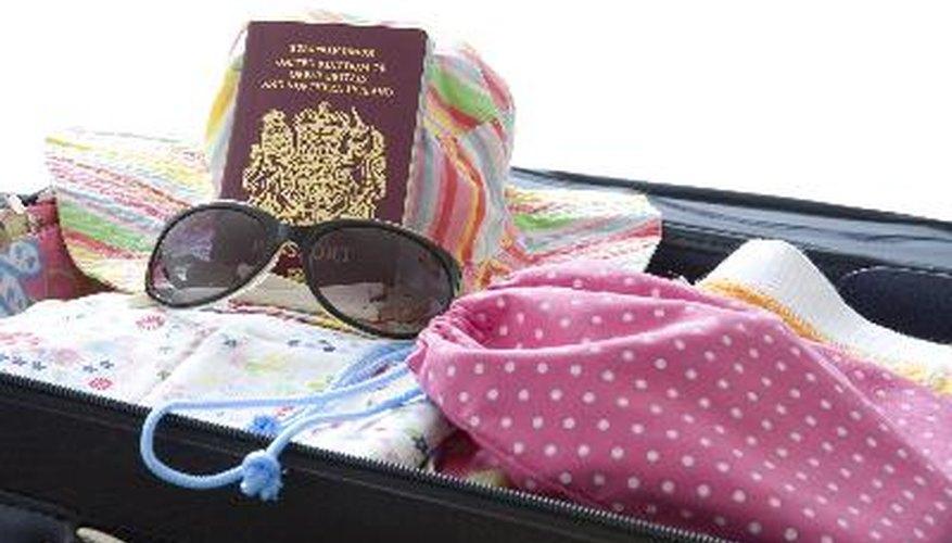 Intenta empacar ropa variada y así estar preparado para lo que se te presente.