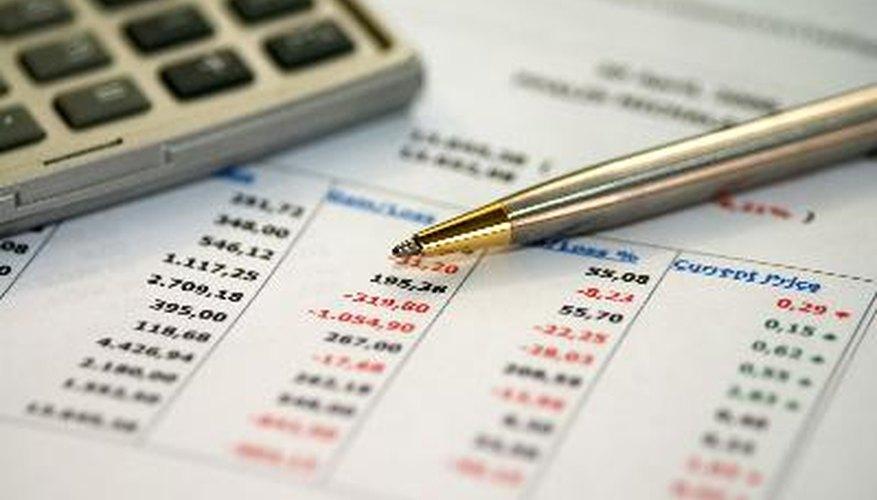 Hay diferentes métodos de presupuestación que se pueden utilizar para cada tipo.