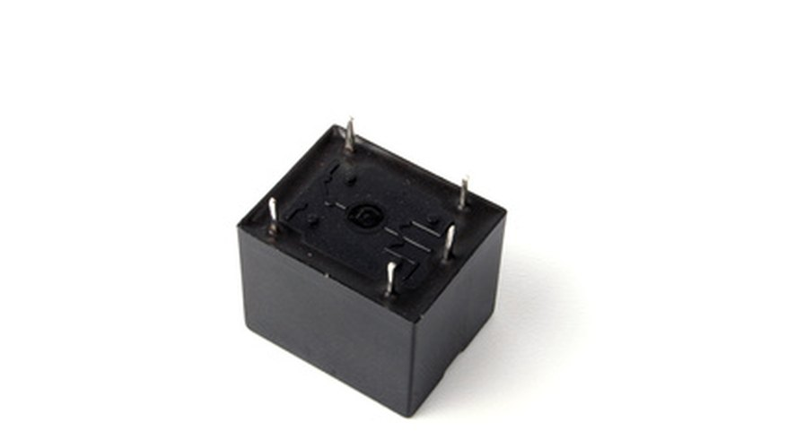 12 volt relais, relay