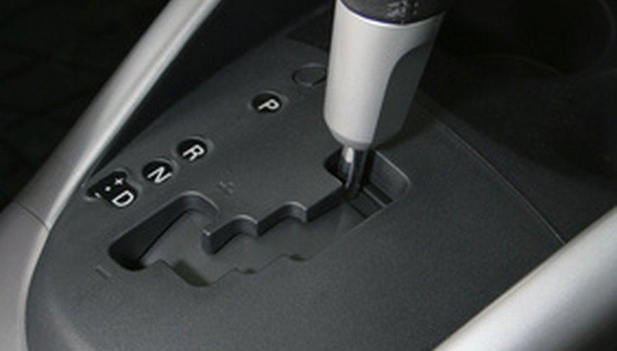gear-change lever