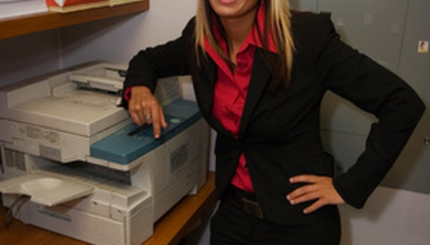Modern copiers can scan to email.