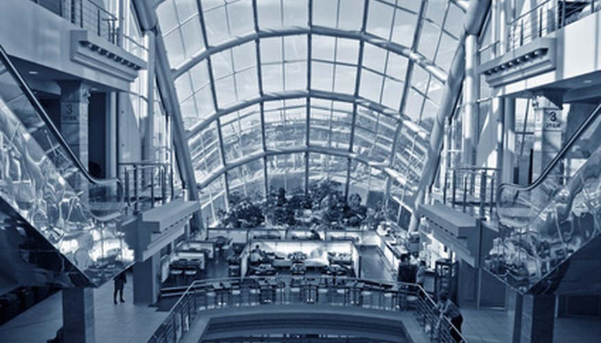 Malls are the largest retail format in India