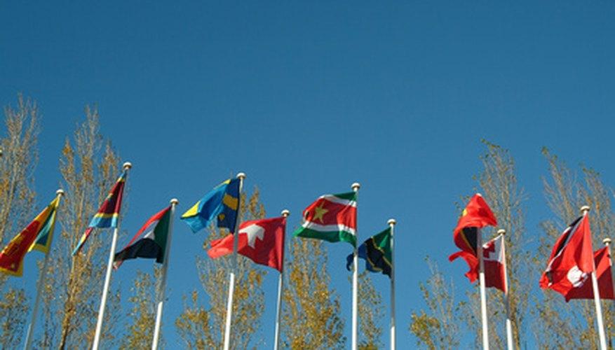 Las compañías desarrollan negocios internacionalmente de diferentes maneras.