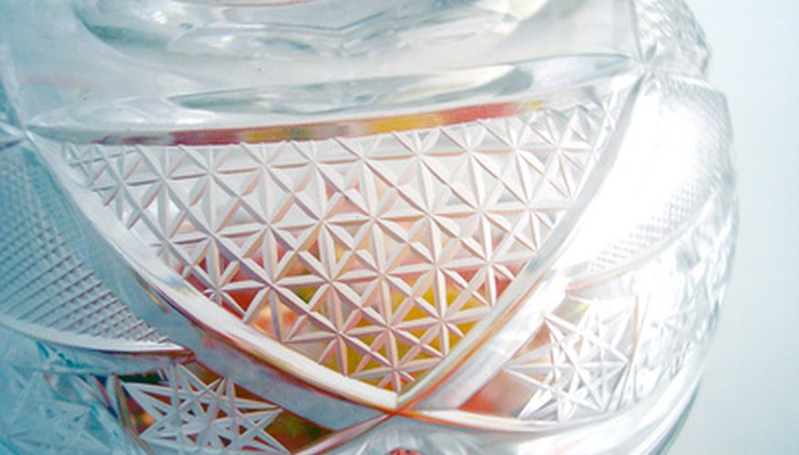 Pressed glass vessels and patterns vary widely.
