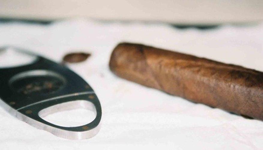 Los tipos y variedades de puros Cohiba.