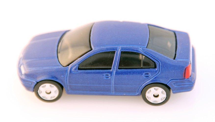 El Toyota Corolla es un sedán cuatro puertas.