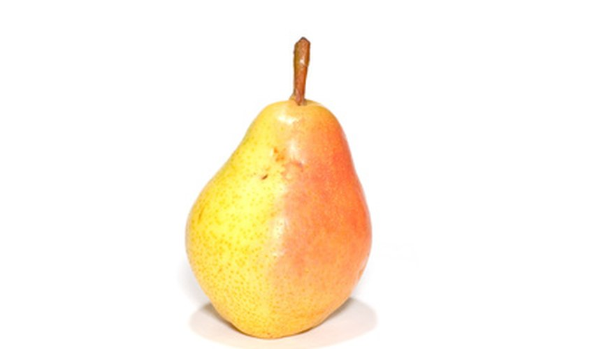 Baldwin pear.