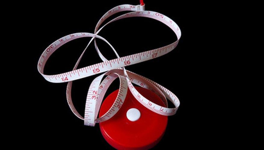Medir una distancia se simplifica al medirla en línea recta.
