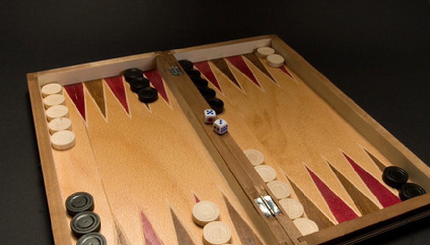 photo regarding Printable Backgammon Board referred to as How toward Participate in Acey Deucey Backgammon Our Pastimes