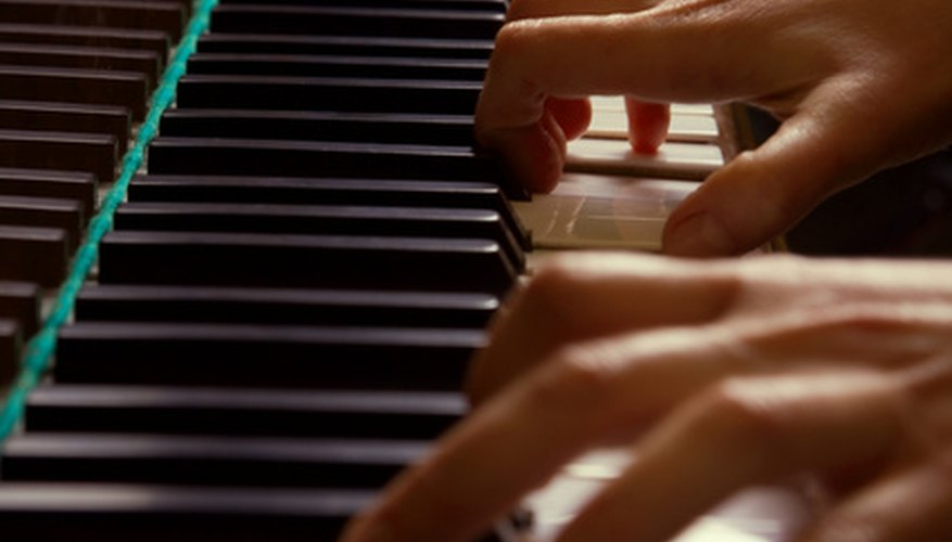 How to Play D4 Piano Chords | Our Pastimes