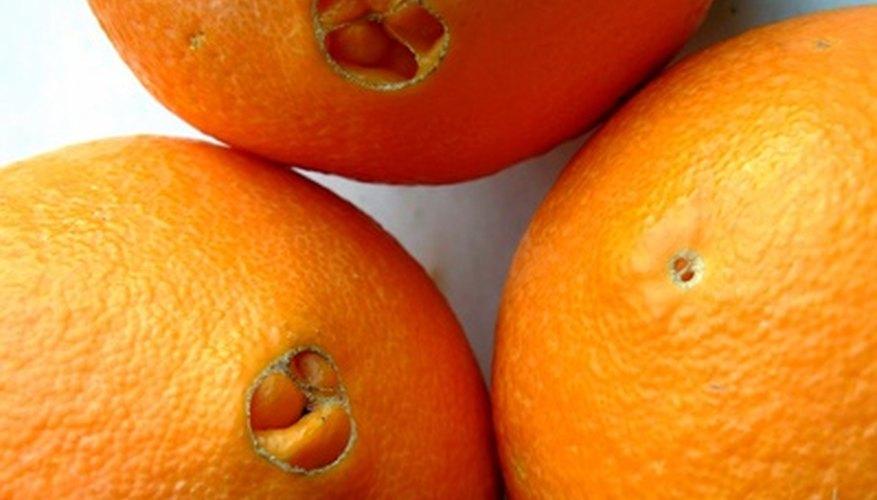 Задница как апельсин