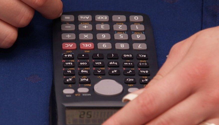 Para calcular la variación residual, primero necesitas encontrar la desviación inexplicable.