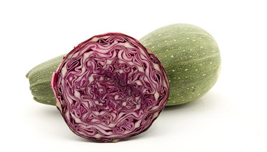 Los vegetales han sido usados para teñir telas por siglos.