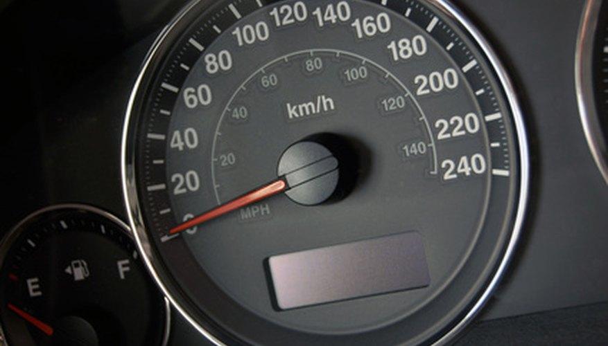 El sensor de velocidad en tu Pontiac Montana se requiere para la presentación de informes del velocímetro adecuada.