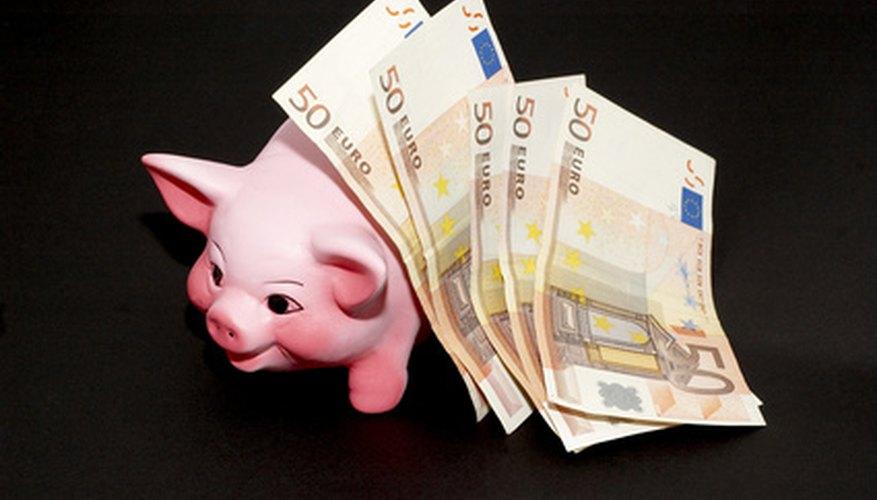 El papel de los bancos.