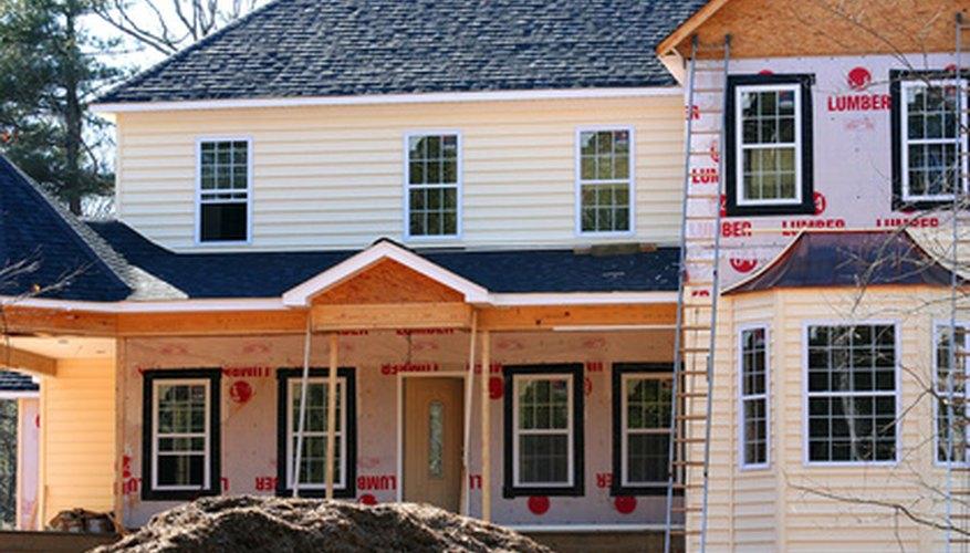 Cuando se tiene lista una casa nueva, es hora de prepararla con una limpieza profunda antes de recibir a los propietarios.
