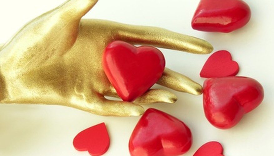 Infuse your romance with a bit of creativity on Valentine's Day.