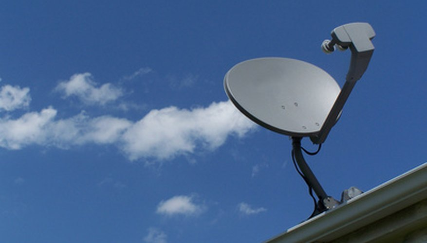 Conecta un receptor de DirecTV con un sistema de cine en casa RCA usando cables por componentes de AV.