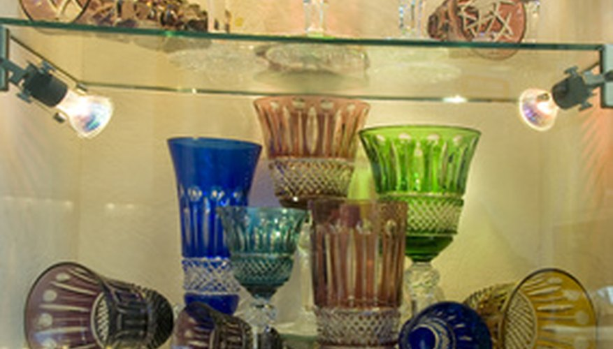 Depression glassware is highly collectible.
