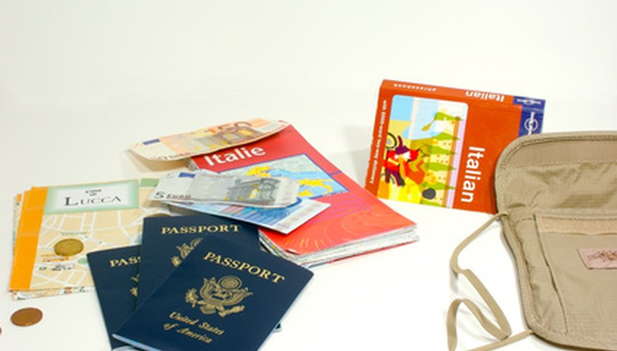 Group travel agencies deal with all the travel details involved in a trip.
