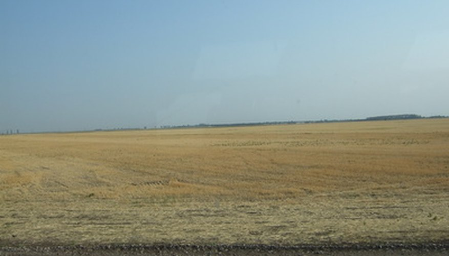 Converting acres to square feet can help clarify the unit.