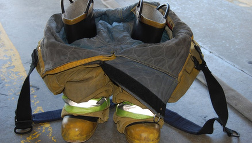 Firefighters need to know how to use their equipment safely and effectively.