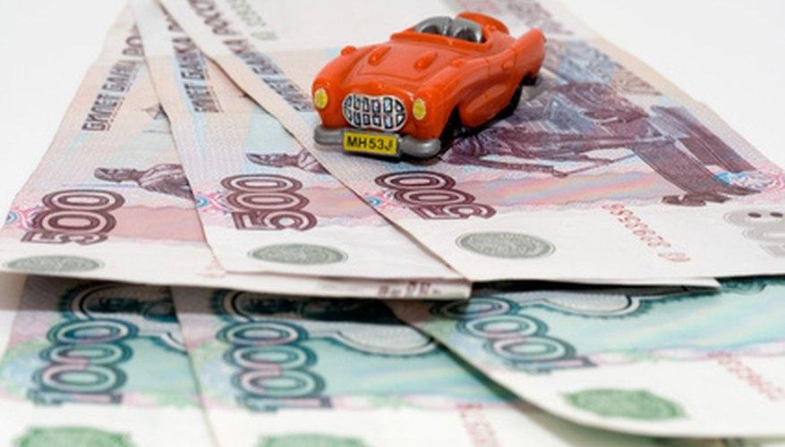 Debes conocer cuál es el costo real del préstamo de tu auto.