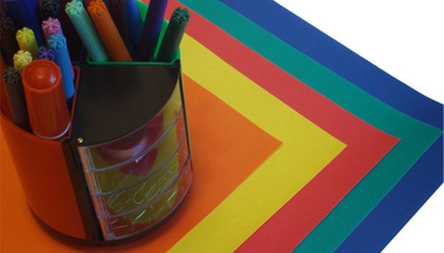 Usa códigos de color para ayudar a tu niño a aprender las partes del discurso.