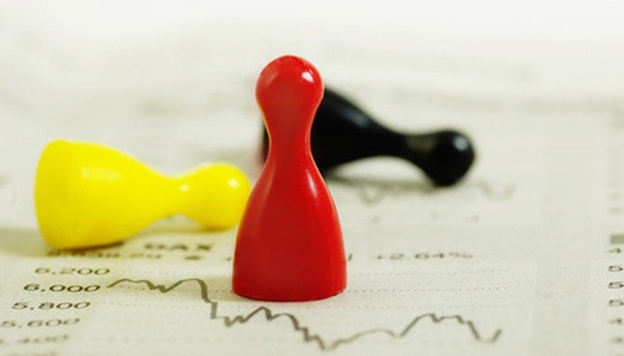 Puedes minimizar un poco de riesgo de portafolio a través de la diversificación.