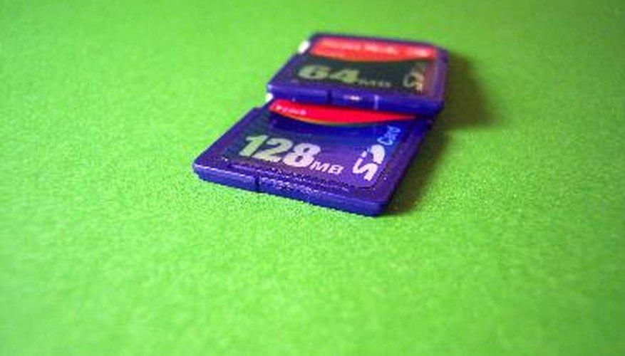 Cómo copiar firmware en una tarjeta de memoria SD.