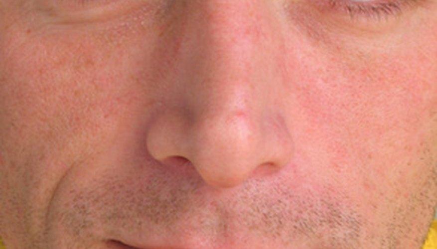 La simetría facial es un elemento de belleza.