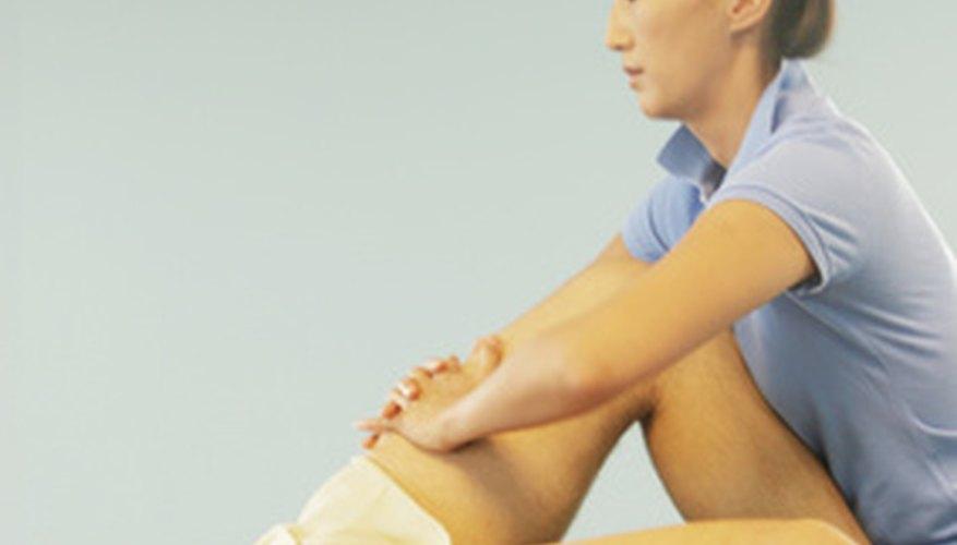 Una carrera como terapeuta de masajes está aumentando su popularidad en los Estados Unidos.