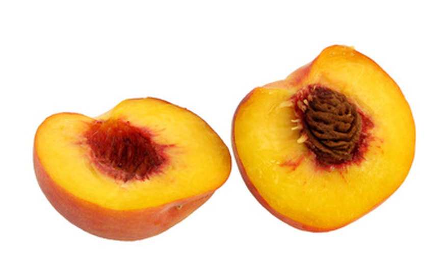 Freestone peach.